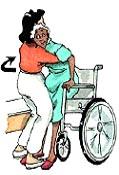 اصول صحیح مراقبت از معلولین ونحوه جابجایی صحیح معلولین
