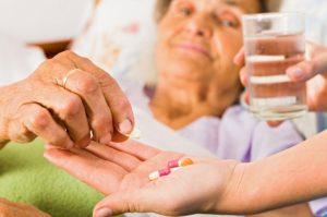 نگهداری از سالمندان بستری