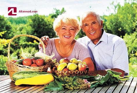 غذای سالمندان و مراقبت های تغذیه ای در سنین بالا (3)