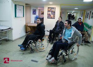 بهبود و توان بخشی معلولان (1)