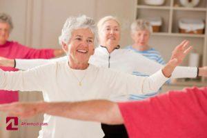 مبارزه با روند پیری (2)
